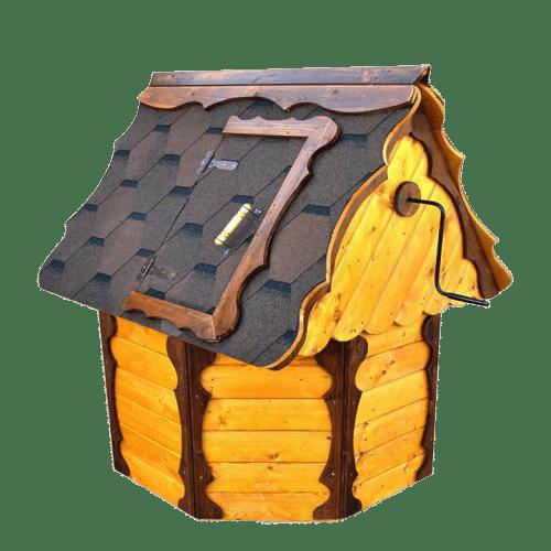Недорогие домики для колодца в Хотьково