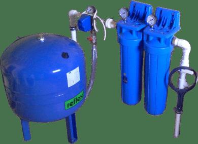 Особенности водоснабжения в Хотьково